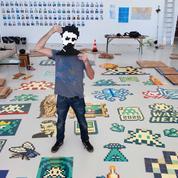 Street art : les Space Invaders prennent Marseille d'assaut