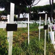Un cimetière de fœtus avortés choque l'Italie