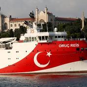 L'Union Européenne dénonce les «provocations» d'Ankara en Méditerranée et rappelle ses menaces