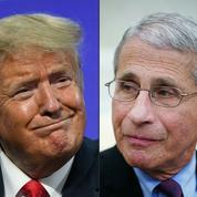 Covid-19 : Trump s'en prend au Dr Fauci «et tous ces idiots»