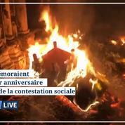 Chili: forte mobilisation pour le premier anniversaire de la révolte sociale