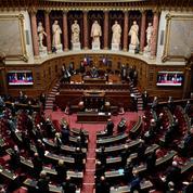 Assassinat de Samuel Paty : moment de recueillement au Sénat