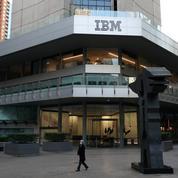 Les revenus d'IBM baissent pour le troisième trimestre d'affilée
