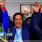 Bolivie : Arce, le dauphin de Morales, remporte la présidentielle dès le 1er tour