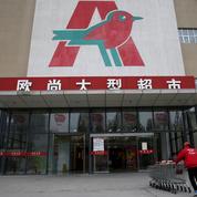 Après vingt ans de présence en Chine, Auchan cède la place à Alibaba