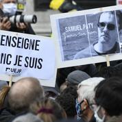 Emmanuel Macron a reçu la famille de Samuel Paty à l'Élysée