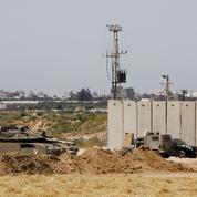 Israël dit avoir découvert un tunnel infiltrant son territoire depuis Gaza