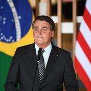 Brésil : Bolsonaro se voit à l'investiture d'un Trump réélu