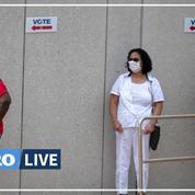 Début du vote anticipé en Floride, où Trump a réduit l'écart