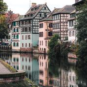 48 heures à Strasbourg, d'îles en Ill