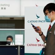 Cathay Pacific annonce 5900 suppressions d'emploi et la fermeture d'une filiale