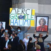 Paris veut célébrer Gisèle Halimi, soldate de la cause féministe et de l'indépendance de l'Algérie