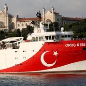Méditerranée: la Turquie prolonge une mission d'exploration gazière controversée
