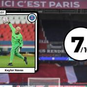Les notes du PSG face à Manchester: les stars naufragées, Navas évite l'humiliation