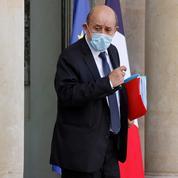 Formation d'un gouvernement au Liban : «plus on tarde, plus le bateau coule», selon Le Drian