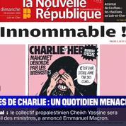 Caricatures de Charlie Hebdo :menacée, la Nouvelle République porte plainte