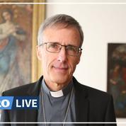 Le pape François choisit Mgr Olivier de Germay pour succéder au cardinal Barbarin à Lyon