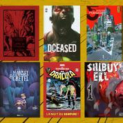 Halloween: six bandes dessinées pour se faire peur