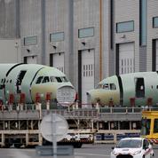 Airbus va maintenir la cadence de 40 A320 produits par mois jusqu'à l'été prochain