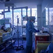 Macron à l'hôpital de Pontoise vendredi après-midi