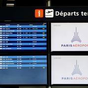 Le trafic dans les aéroports parisiens pourrait ne revenir au niveau de 2019 «qu'entre 2024 et 2027»