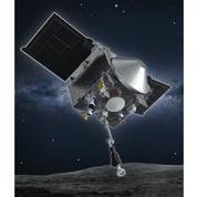 Urgence à la Nasa : la sonde Osiris-Rex est en train de perdre ses échantillons dans l'espace