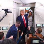 Donald Trump n'apprécie pas les gags de Sacha Baron Cohen alias Borat
