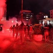 Rome : des affrontements entre manifestants d'extrême droite anti-couvre-feu et police
