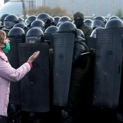 Biélorussie: manifestation contre le pouvoir avant un appel à la grève générale