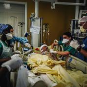 Covid-19 : le «plan blanc» déclenché dans tous les hôpitaux du Grand Est