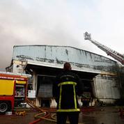 Incendie d'un entrepôt au Havre : la piste criminelle n'est pas exclue