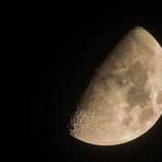 La Nasa annonce que l'eau sur la Lune est plus abondante que prévu