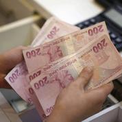 La livre turque atteint un plus bas historique face au dollar