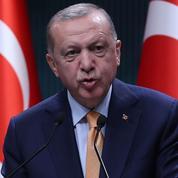 La Turquie s'insurge d'une caricature moquant Erdogan en une de Charlie Hebdo