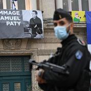 Apologie du terrorisme: après la mort de Samuel Paty, une trentaine d'affaires en cours à Paris