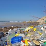 Près de 230.000 tonnes de plastique jetées chaque année dans la Méditerranée