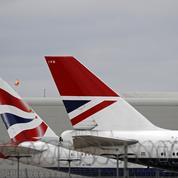 En 2021, le chiffre d'affaires des compagnies aériennes encore en baisse de 46% par rapport à 2019