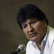 Bolivie : Morales demande de «respecter» la Constitution après des appels à une «junte militaire»