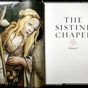 La Chapelle Sixtine grandeur nature dans un luxueux livre à 22.000 dollars