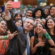 Argentine : le président annonce un projet de loi pour légaliser l'avortement
