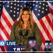 Présidentielle américaine: premier meeting de campagne en solo pour Melania Trump