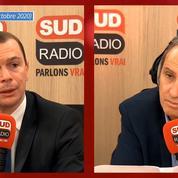 Reconfinement : Olivier Dussopt appelle l'opposition à «respecter une trêve»