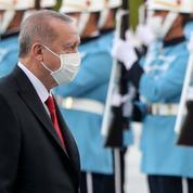 Frappes en Syrie : Erdogan affirme que Moscou ne veut pas d'une «paix durable»