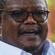 Élections en Tanzanie : le chef de l'opposition dénonce des «irrégularités de grande ampleur»