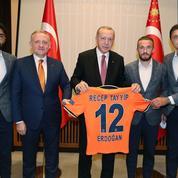 Le «FC Erdogan» défie le PSG en Ligue des champions