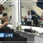 À l'approche du reconfinement, les Français se ruent chez le coiffeur