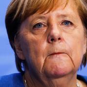 Attaque au couteau à Nice: Merkel exprime la «solidarité» de l'Allemagne avec la France