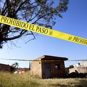 Mexique: 59 corps découverts dans des fosses communes