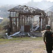 Haut-Karabakh : la capitale touchée par une attaque massive de missiles