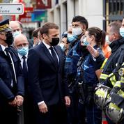 Attentat à Nice: Emmanuel Macron réaffirme sa «détermination absolue» à lutter contre «le terrorisme islamiste»